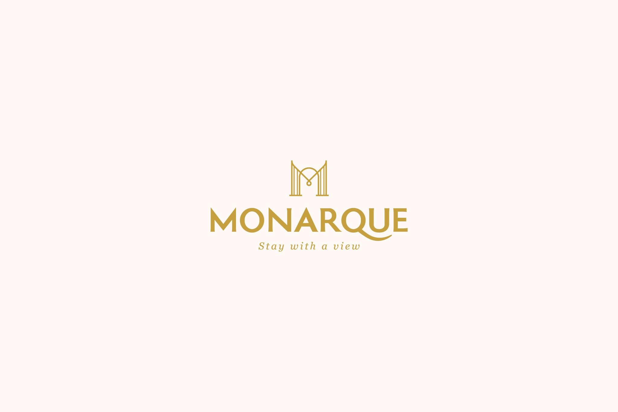 Thiết kế logo khách sạn, thiết kế thương hiệu khách sạn