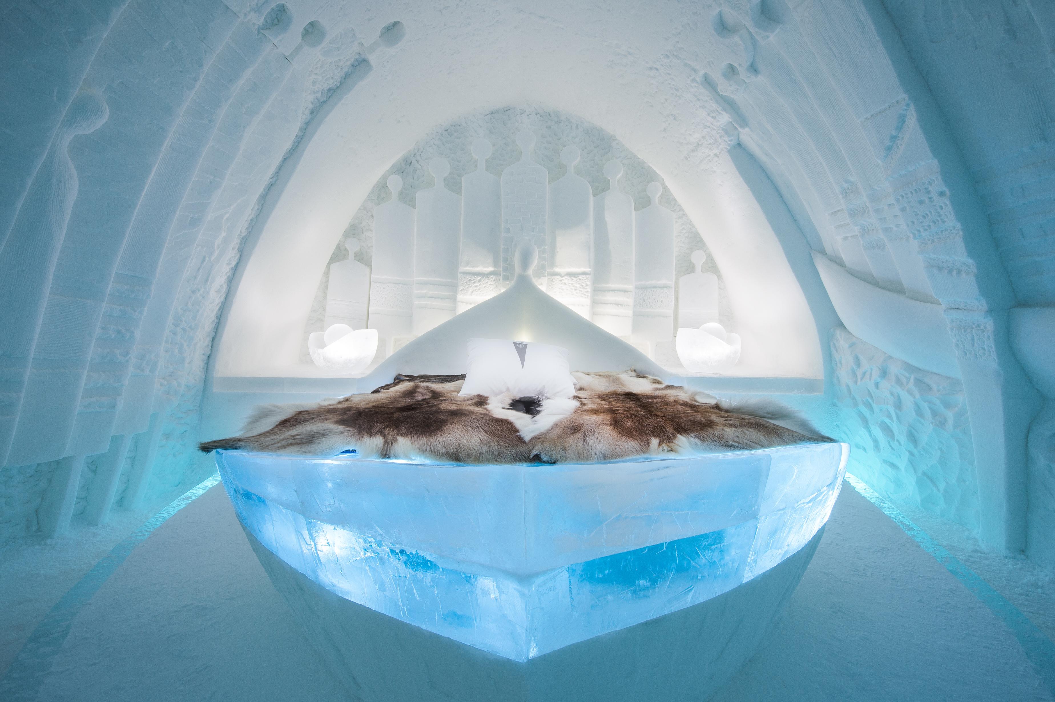 Thiet ke khach san Icehotel