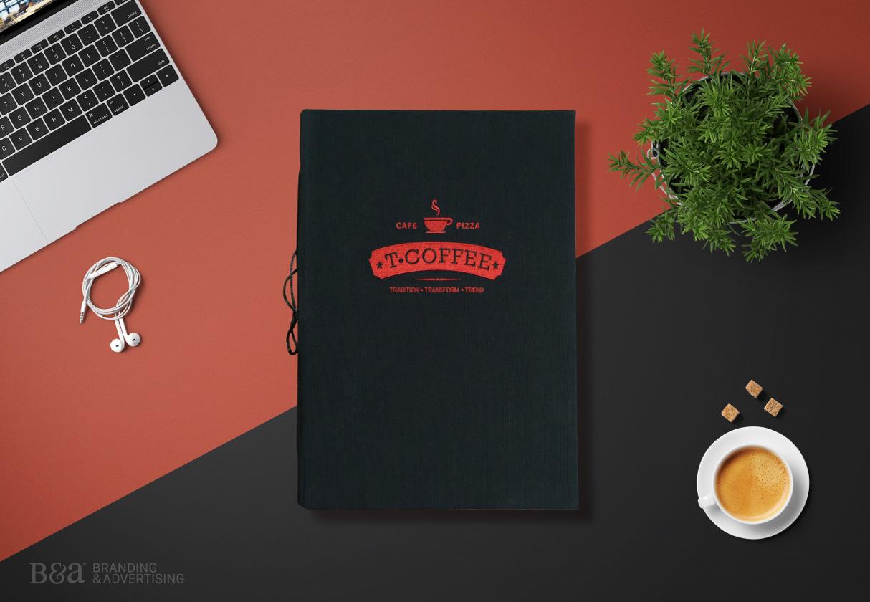 Thiết kế Mene T-Coffe bởi B&A